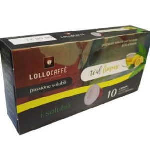 Lollo Caffe Nespresso The al Limone
